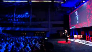 Living in a surveillance state: Mikko Hypponen at TEDxBrussels