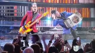 Mana ft los Tigres del Norte -en Latín Grammy 2015
