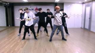 BTS   Boy in Luv   mirrored dance practice video   방탄소년단 상남자 Bangtan Boys