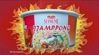 "Lucky Me! Supreme Jjamppong ""Hongdae"" TV Commercial"