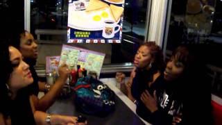 Anami Jordan Xscape cover (waffle house) part 1