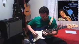 David Gilmour - No More Lonely Nights - solo by Marcelo Donati