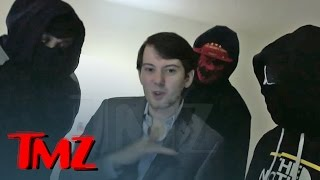 Martin Shkreli -- Shut Your Mouth Ghostface Killah ... My Goons Will Take You Out!! | TMZ