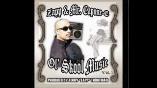 ZAPP & MR CAPONE-E feat MR CRIMINAL & MR SILENT - Beware of My Crew