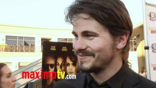 "Jason Ritter Interview at ""The Perfect Age of Rock 'n' Roll"" Premiere"