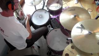 Wattershed | Foo Fighters | Drum Cover by Brinley Hall