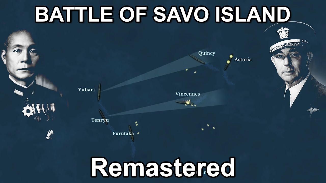 Battle of Savo Island 1942 : America's Worst Naval Defeat