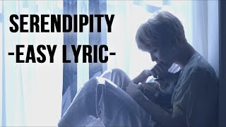 SERENDIPITY- JIMIN - EASY LYRIC