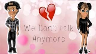 We don't talk anymore - MSP Version