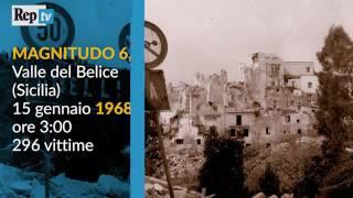 Italia, quando la terra trema. I terremoti più forti dal '900 a oggi
