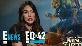 Megan Fox Takes the E!Q in 42 | E!Q in 42 | E! News