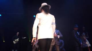 "Michael Knight (MJ impersonator) ""Smooth Criminal"""
