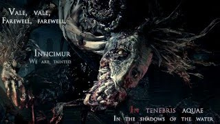 Bloodborne - Hail the Nightmare with Lyrics