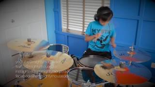Train - Drive By (Drum Cover)