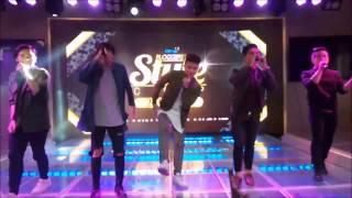 BoybandPH vs. T.O.P vs. NITRO dancing skills LIVE!