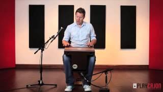 Meinl Turbo Slap-Top Cajon - Percussion Review