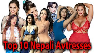 Top 10 beautiful Actresses of nepal 2017,2018|Kollywood Hot sexy Actresses|