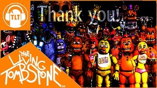 The Living Tombstone's FNAF Songs Remix [Project 1987]