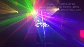 Rafael Costa Dj Som / Luz / Grid / Chuva de Prata