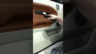 Como desmontar forró de porta da evoque