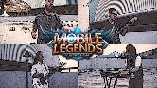 Mobile Legends Soundtrack Menu Music vol.2 Rock Cover by Sanca Records