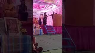 Little Girl Speech On Savitribai Jyotiba Fule In High School