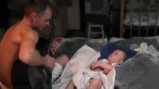 Danosse.COM - How To Get Your Baby To Sleep - Metallica - Nothing Else Matters