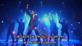 Glee - Glad you came Sub. Español