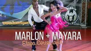 Campeonato Swing do Black - Etapa Coreografia - Marlon Cruz e Mayara Araujo