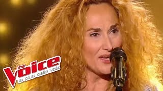 Guylaine - « Vissi d'Arte » (Giacomo Puccini) | The Voice France 2017 | Blind Audition