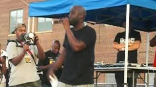 De La Soul - Breakadawn - Live at Brooklyn Hip Hop Festival 2010