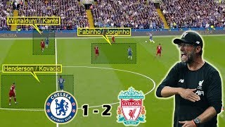 Liverpool Remain Undefeated | Chelsea vs Liverpool 1-2 | Tactical Analysis