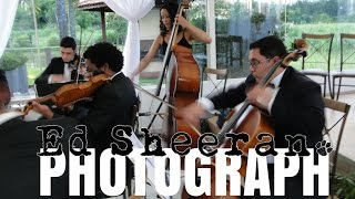Photograph   Instrumental   Casamento   Ed Sheeran   Coral e Orquestra