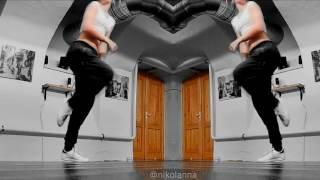Nikolanna | Cutting Shapes Practice to Ed Sheeran - Shape Of You (BKAYE Remix)
