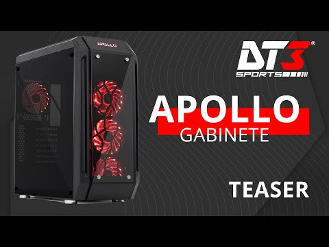 Gabinete Apollo DT3sports
