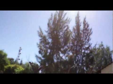 South Africa, Vryburg, Colridge, AR.Drone 2.0 Video: 2012/09/29