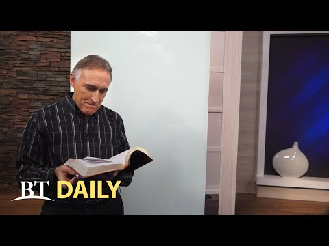 BT Daily: God is Watching Over Us