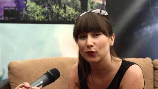 Interview Daniela Haverbeck @ Awakenings Festival 2014