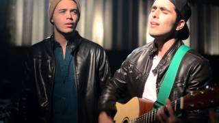 Solo Con Verte - Banda MS / Alex Coppel & Brandon Garza (Cover)