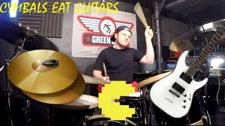 Cymbals Eat Guitars - Chambers - Drum Cover By Rex Larkman