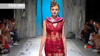 ALISHA PRETTY - FEERIC Fashion Week 2017 - Fashion Channel