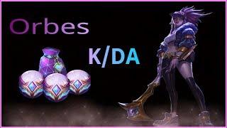 Abrindo Orbes KDA s2