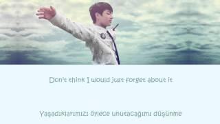 "Jeon JungKook (BTS) - ""Paper Hearts"" (COVER) Lyrics Türkçe altyazılı"