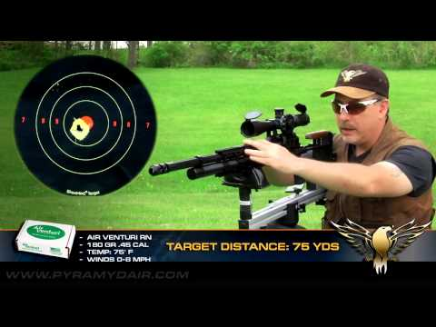 Video: Evanix Tactical Sniper Air Rifle - Airgun Reporter Episode #115  | Pyramyd Air