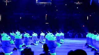 Disney Toy Story On Ice Live Aliens THE CLAW January 27, 2011