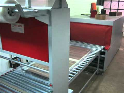 mobilya ambalaj paketleme makinesi