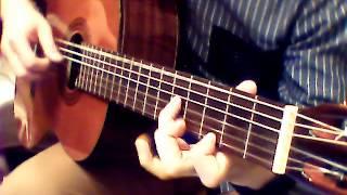 仙樂飄飄處處聞主題曲: 仙樂處處飄- Finger style 結他獨奏教學示範