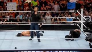Dean Ambrose tribute (Money and the Power)