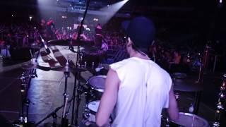 Edgars Vilums Drums (Gacho live Arena Riga)