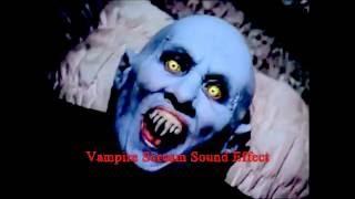 Vampire Scream Sound Effect 😈